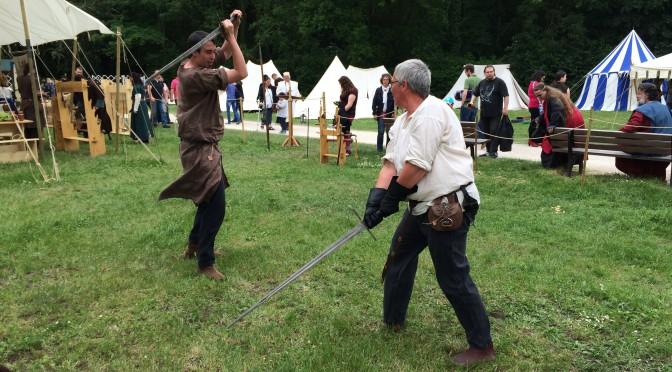 Vom Krîfonlager am Mittelalter Spectaculum in Worms … zurück in der digitalen Welt