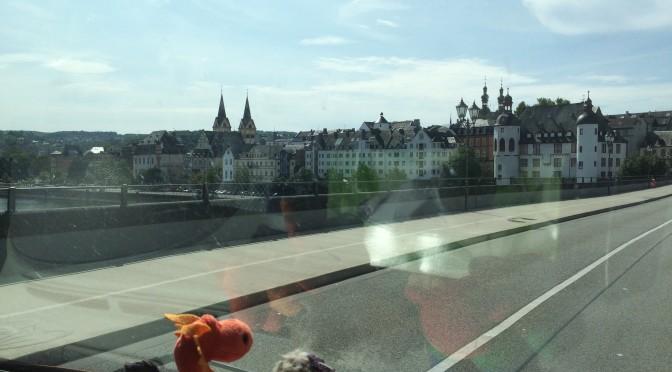 Rhein – Mosel .. langsam wieder Richtung Schweiz