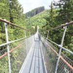 Hängebrücke beim Mostelberg