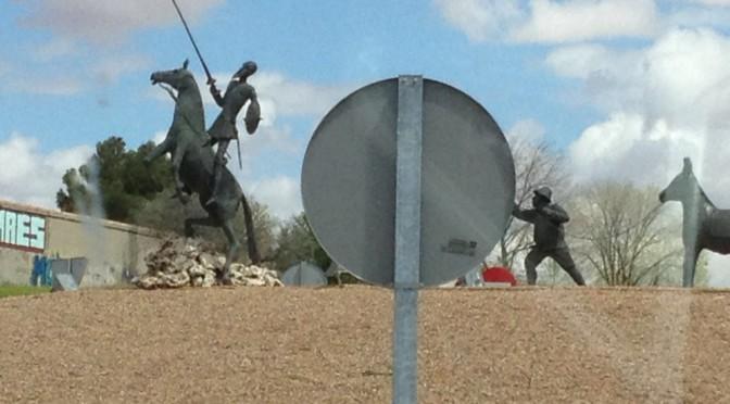 Auf den Spuren von Don Quijote