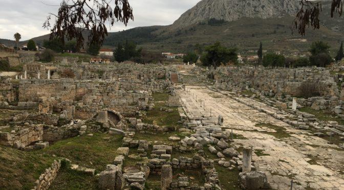 Bei Korinthos..