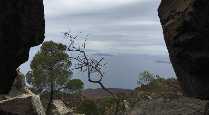 Abendlicher Ausgang und Besteigung des Volcano…