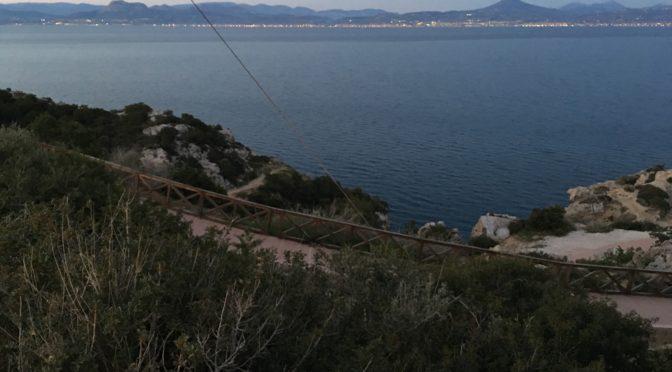 Wir haben Peloponnes verlassen und erforschen noch ein Teil des griechischen Festlandes…