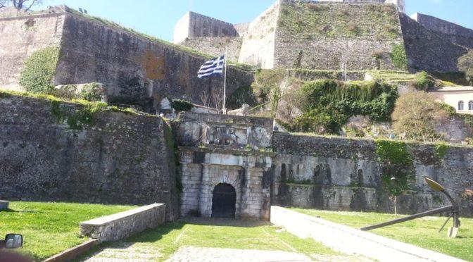 Neues Kapitel… Korfu