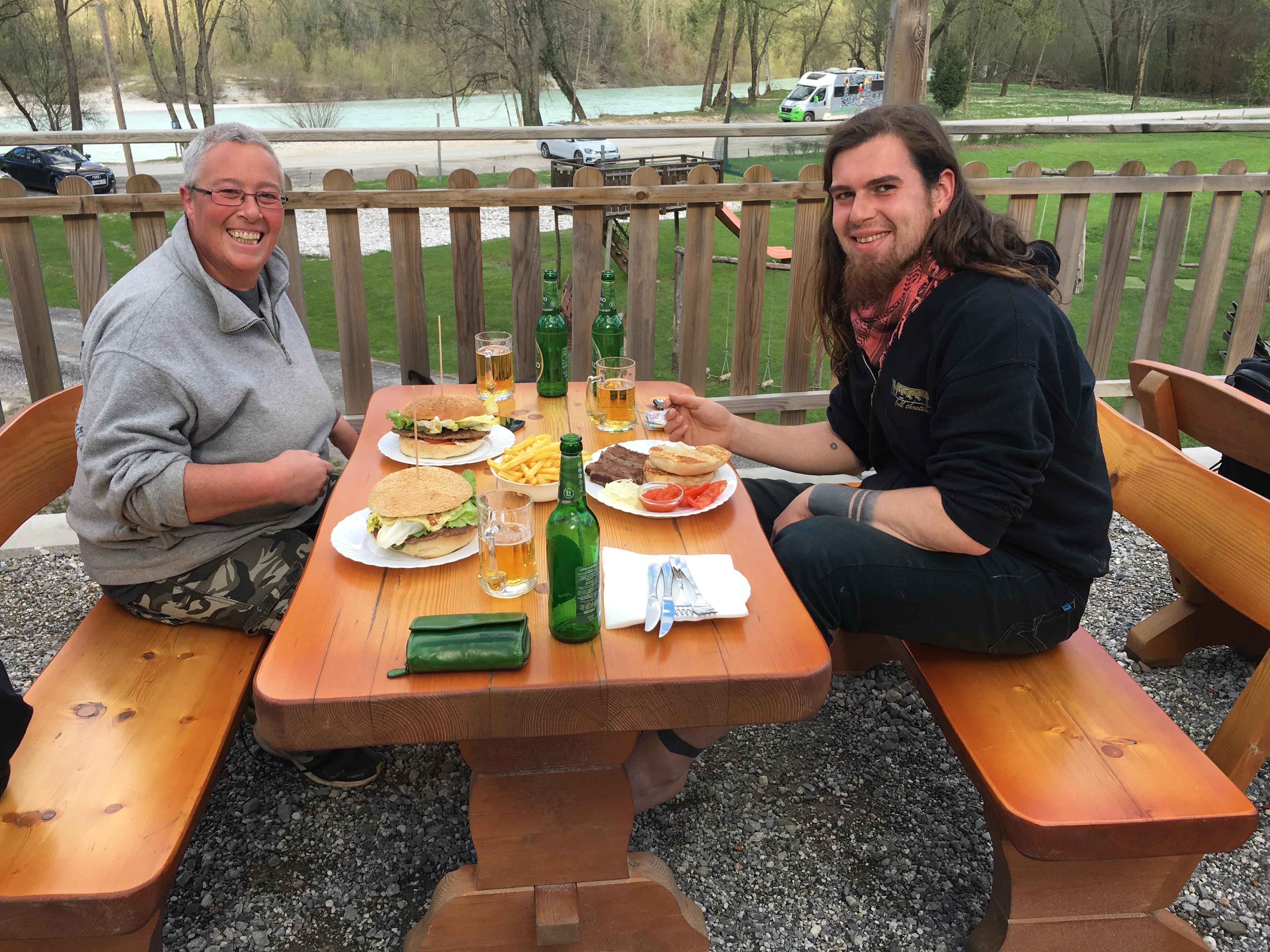 April | 2018 | vom monschterberg in die monschterburg .. Blog