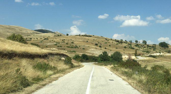 Tschüss schöne Balkanländer…. Jassas wunderschönes Griechenland